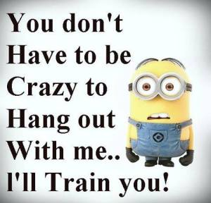 Train u 2b Crazy